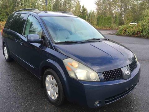 2005 Nissan Quest for sale in Vancouver, WA