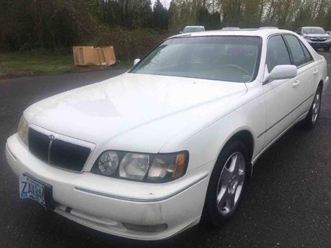 2001 Infiniti Q45 For Sale In Rhode Island Carsforsale