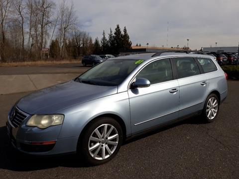 2007 Volkswagen Passat for sale in Vancouver, WA