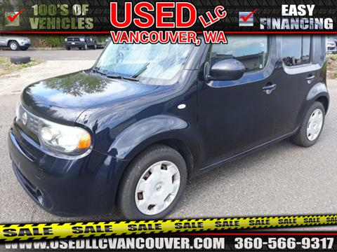 2014 Nissan cube for sale in Vancouver, WA