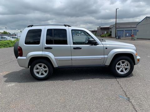 2007 Jeep Liberty for sale in Vancouver, WA