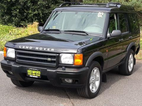 2002 Land Rover Discovery Series II for sale in Vancouver, WA