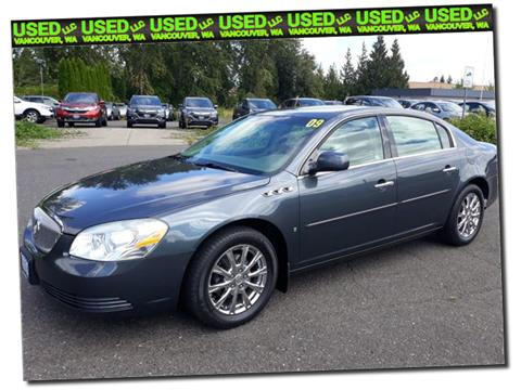 2009 Buick Lucerne for sale in Vancouver, WA