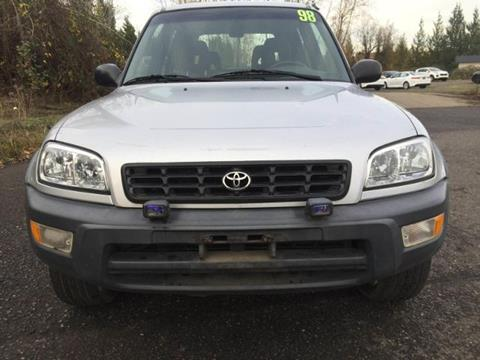 1998 Toyota RAV4 for sale in Vancouver, WA