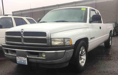 2000 Dodge Ram Pickup 2500 for sale in Vancouver, WA