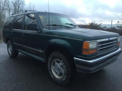 1994 Ford Explorer for sale in Vancouver, WA