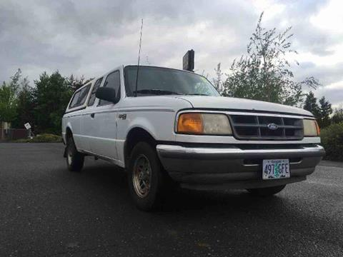 1993 Ford Ranger for sale in Vancouver, WA