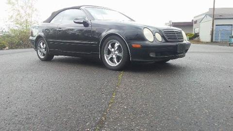 2002 Mercedes-Benz CLK for sale in Vancouver, WA