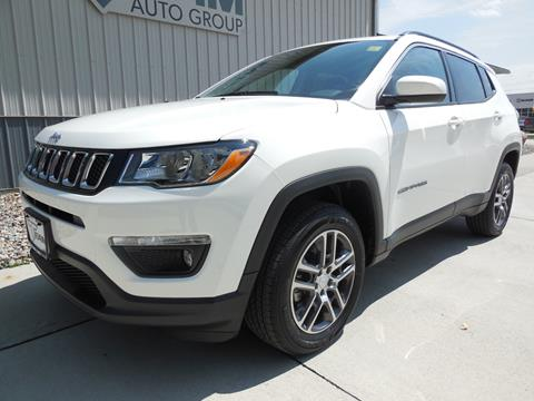 2018 Jeep Compass for sale in Denison, IA