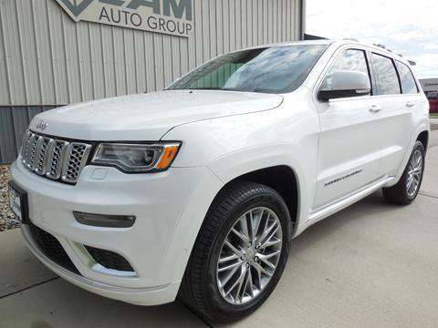 2018 Jeep Grand Cherokee for sale in Denison, IA