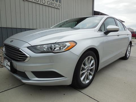 2017 Ford Fusion for sale in Denison, IA