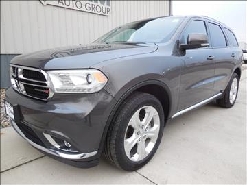 2014 Dodge Durango for sale in Denison, IA