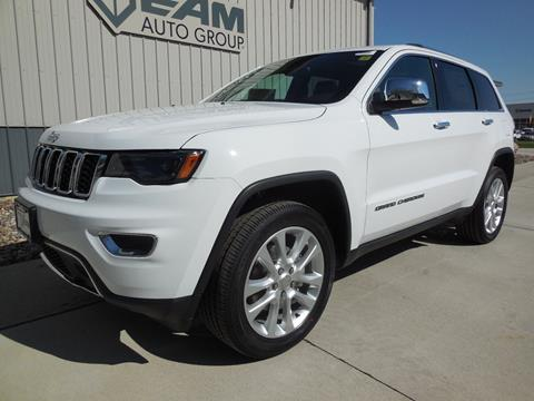 2017 Jeep Grand Cherokee for sale in Denison, IA