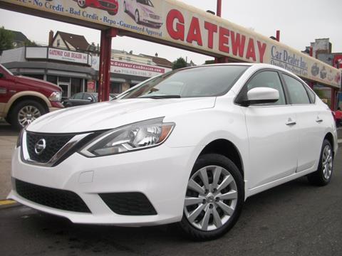 2016 Nissan Sentra for sale in Jamaica NY