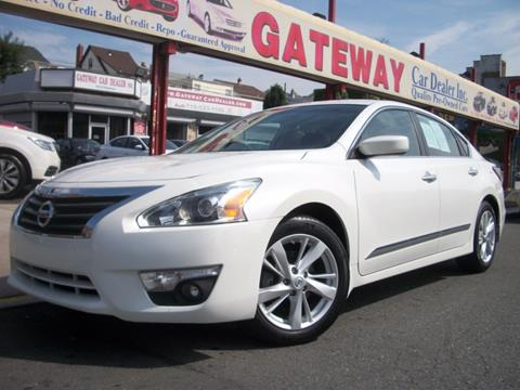 2015 Nissan Altima for sale in Jamaica NY