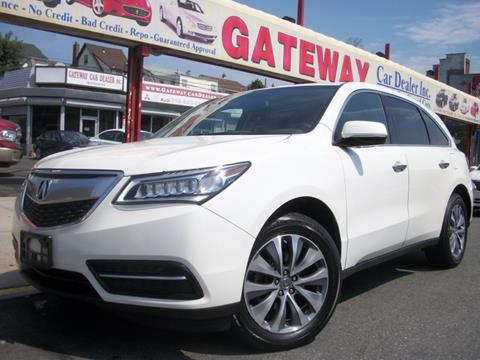 2014 Acura MDX for sale in Jamaica, NY