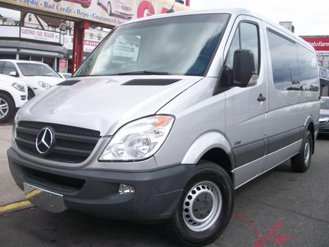 2013 Mercedes-Benz Sprinter for sale in Jamaica NY