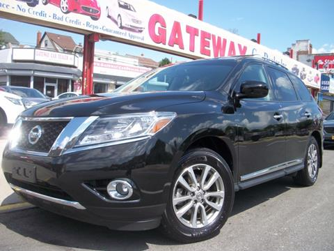 2014 Nissan Pathfinder for sale in Jamaica, NY