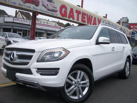 2014 Mercedes-Benz GL-Class for sale in Jamaica, NY