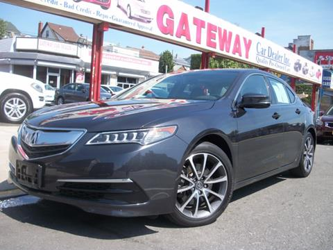 2015 Acura TLX for sale in Jamaica, NY