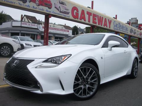 2015 Lexus RC 350 for sale in Jamaica, NY