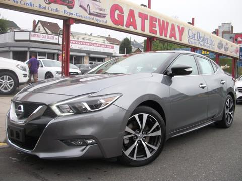 2016 Nissan Maxima for sale in Jamaica NY