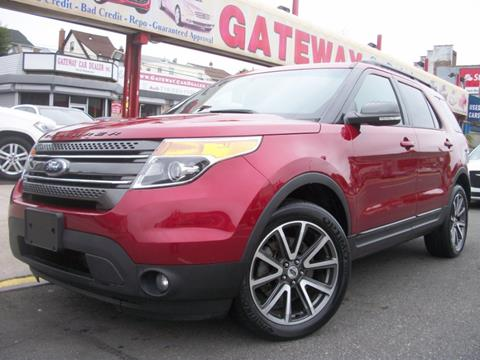 2015 Ford Explorer for sale in Jamaica, NY