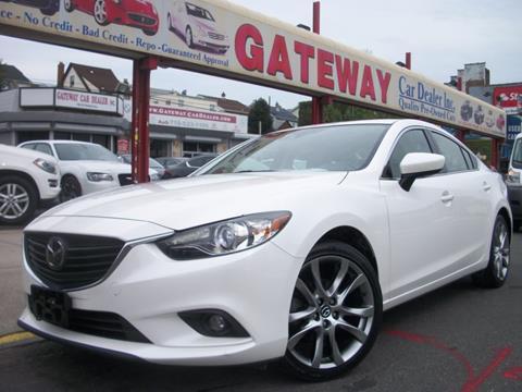 2015 Mazda MAZDA6 for sale in Jamaica NY