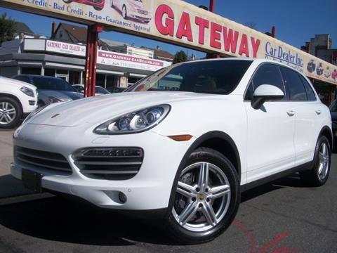 2014 Porsche Cayenne for sale in Jamaica, NY