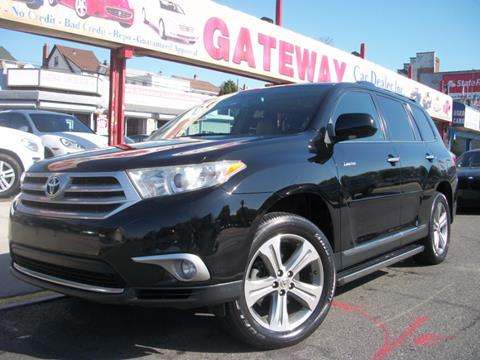 2011 Toyota Highlander for sale in Jamaica NY