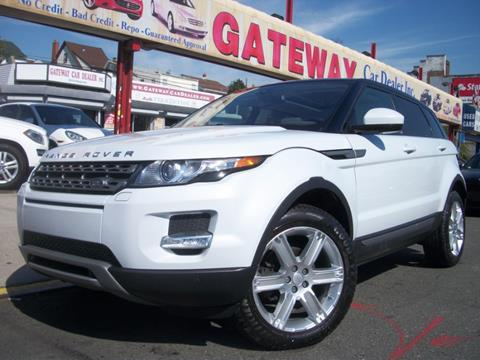 2015 Land Rover Range Rover Evoque for sale in Jamaica, NY