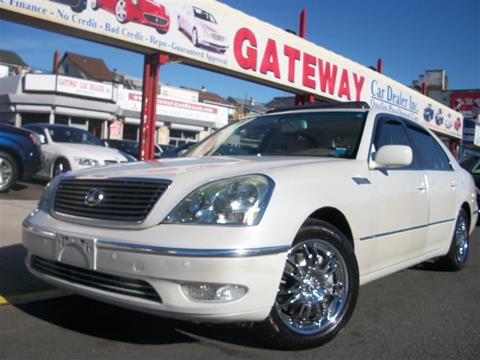 2003 Lexus LS 430 for sale in Jamaica, NY