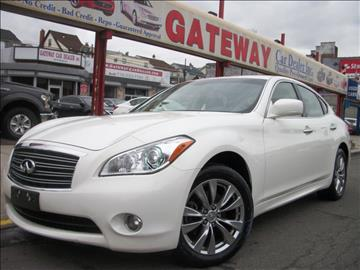 2013 Infiniti M37 for sale in Jamaica, NY