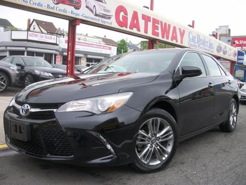 2015 Toyota Camry for sale in Jamaica NY