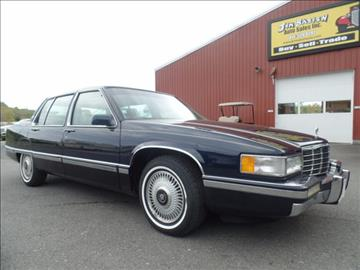 1992 Cadillac Fleetwood for sale in Johnstown, PA