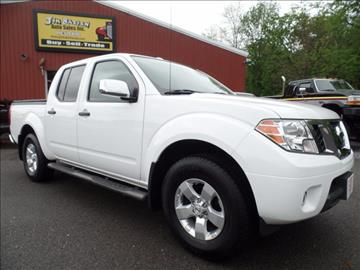 2012 Nissan Frontier for sale in Johnstown, PA