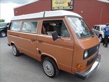 1982 Volkswagen Vanagon for sale in Johnstown, PA