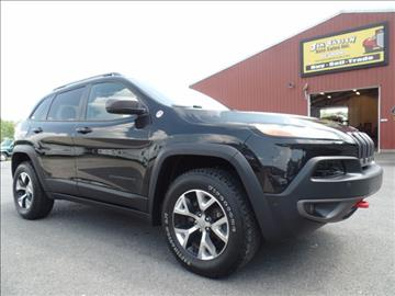 2014 Jeep Cherokee for sale in Johnstown, PA