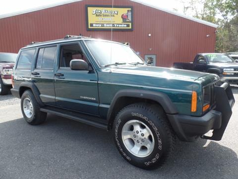 1997 Jeep Cherokee for sale in Johnstown, PA