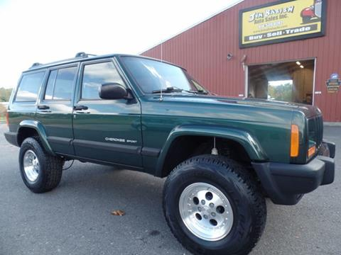 2001 Jeep Cherokee for sale in Johnstown, PA