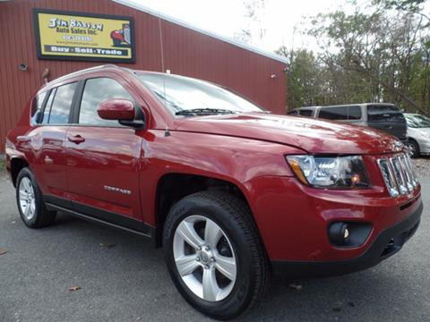 2014 Jeep Compass for sale in Johnstown, PA