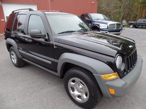2005 Jeep Liberty for sale in Johnstown, PA