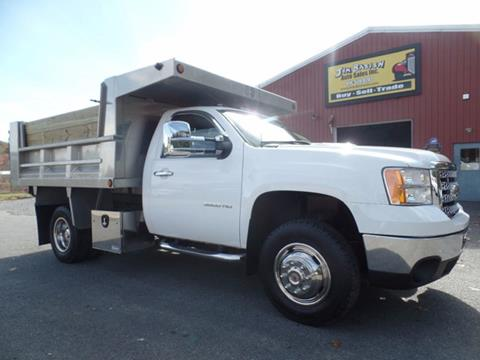 2012 GMC Sierra 3500HD CC for sale in Johnstown, PA