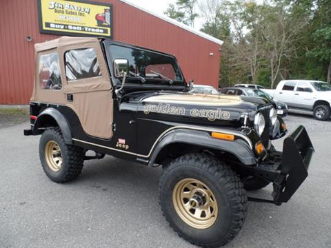 1978 Jeep CJ-5 for sale in Johnstown, PA