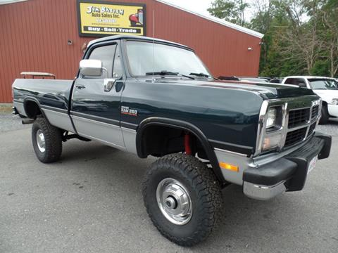 1993 Dodge RAM 250 for sale in Johnstown, PA