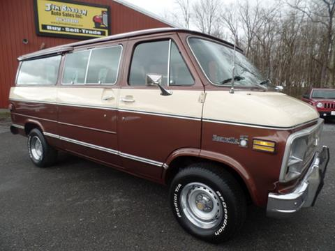 1978 Chevrolet G20 for sale in Johnstown, PA