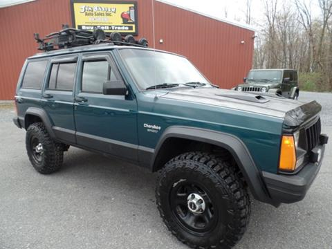 1996 Jeep Cherokee for sale in Johnstown, PA