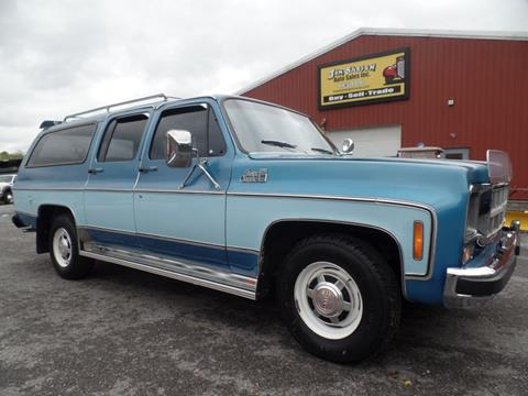 1978 GMC Suburban for sale in Johnstown, PA