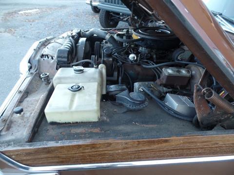 1979 Jeep Wagoneer