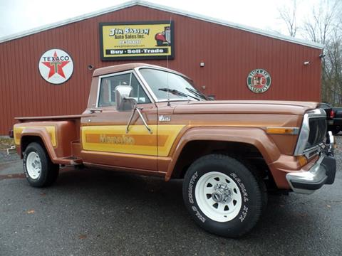 1983 Jeep J-10 Pickup for sale in Johnstown, PA